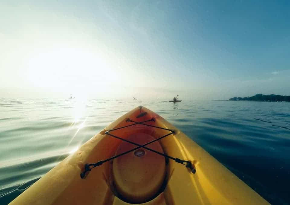 Rutas en kayak Almería
