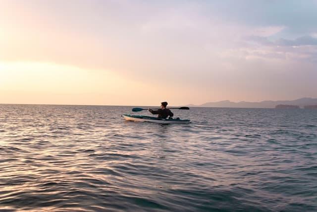 Beneficios salud kayak