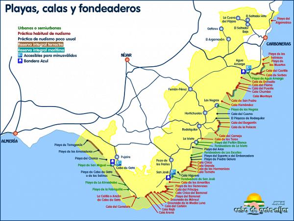 Playas-en-Cabo-de-Gata