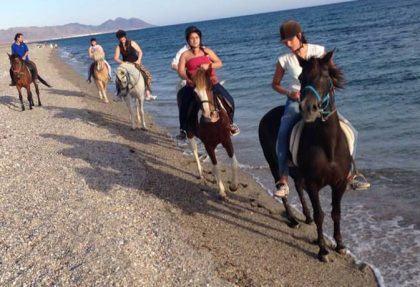 Ruta a Caballo Almería