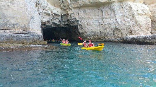 Kayak Cabo Gata