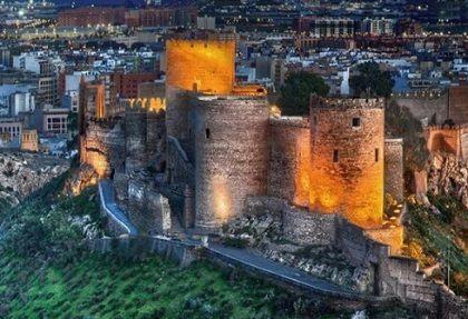 sitios que debes visitar en Almería