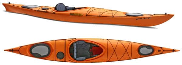 kayak para largas distancias