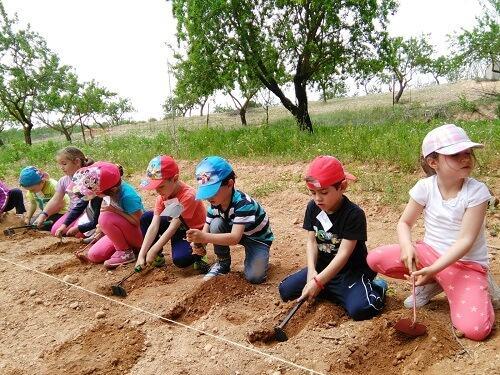 Beneficios de visitar una granja escuela