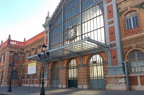 Antigua Estacion de Ferrocarril Almeria