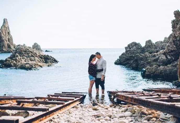 los mejores paseos para parejas en almeria