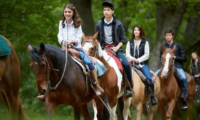 Excursiones a caballo en Almeria