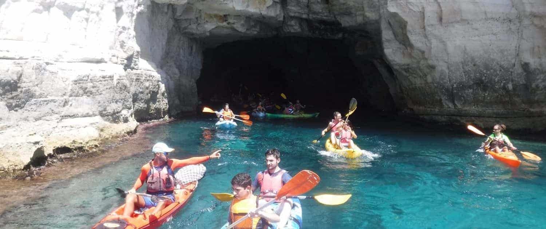 kayakismo Cabo de Gata