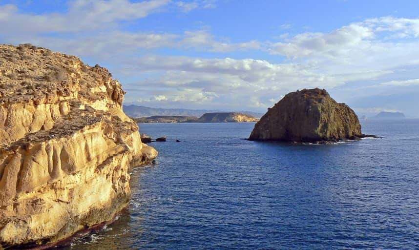 islas en almeria