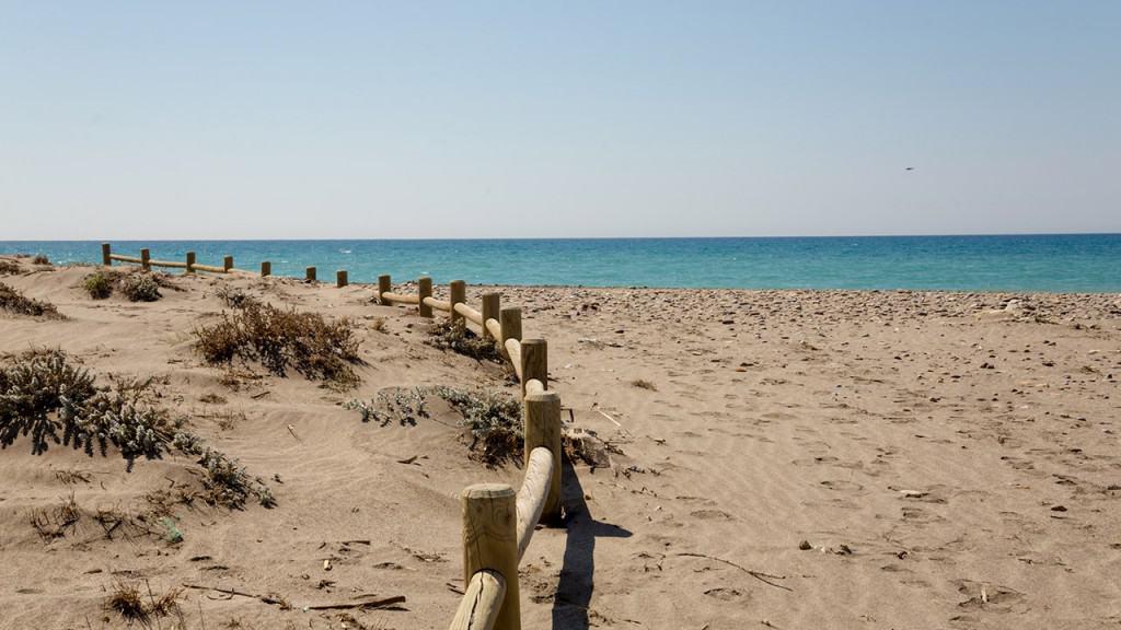 Datos sobre la Playa de Torregarcía
