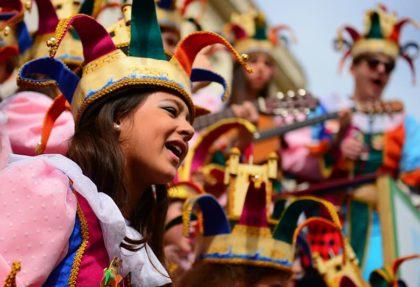 cómo se celebra el carnaval en Almería