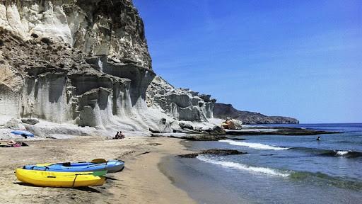 lugares para hacer turismo en la costa de Almeria