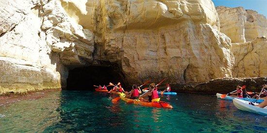 Consejos para practicar kayak en Cabo de Gata