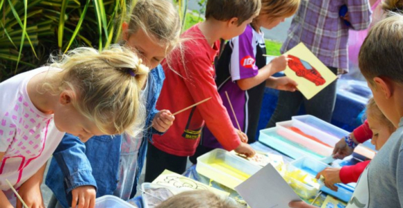 Mejores actividades para hacer en una fiesta infantil