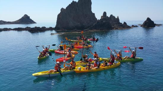consejos para navegar en kayak